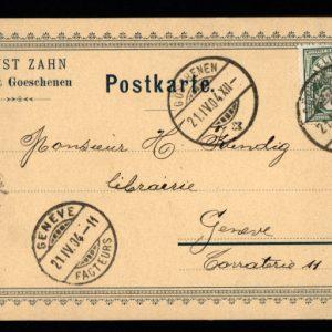 Ernst Zahn