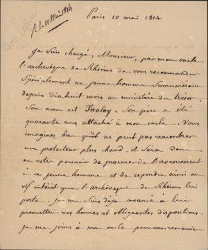 Archambaud de Talleyrand-Périgord