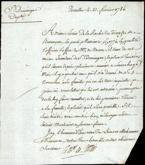 Marquis de Castries