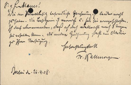 Friedrich Kallmorgen