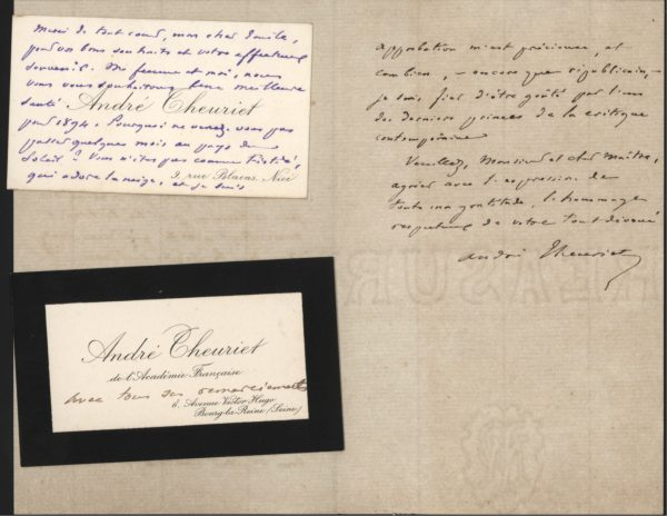 Claude Adhémar André Theuriet
