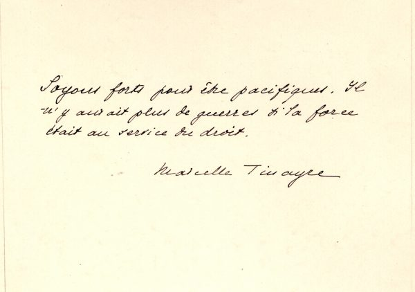 Marcelle Marguerite Suzanne Tinayre