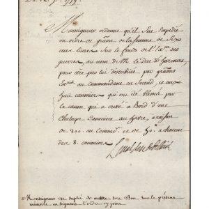 Charles Louis Auguste Fouquet de Belle-Isle