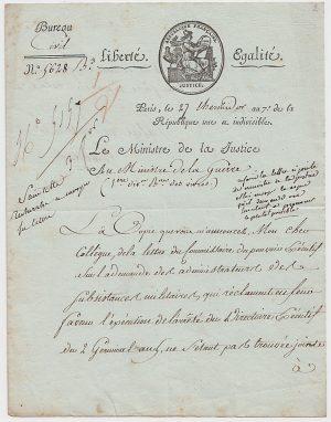 Jean Jacques Régis de Cambacérès