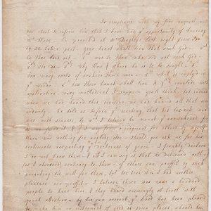 BAPTISTS. Shrewsbury and Birmingham, 1774. 16248