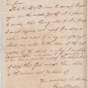 Edward Bentham