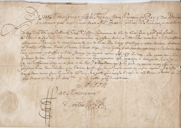 Gaston, Duke of Orléans