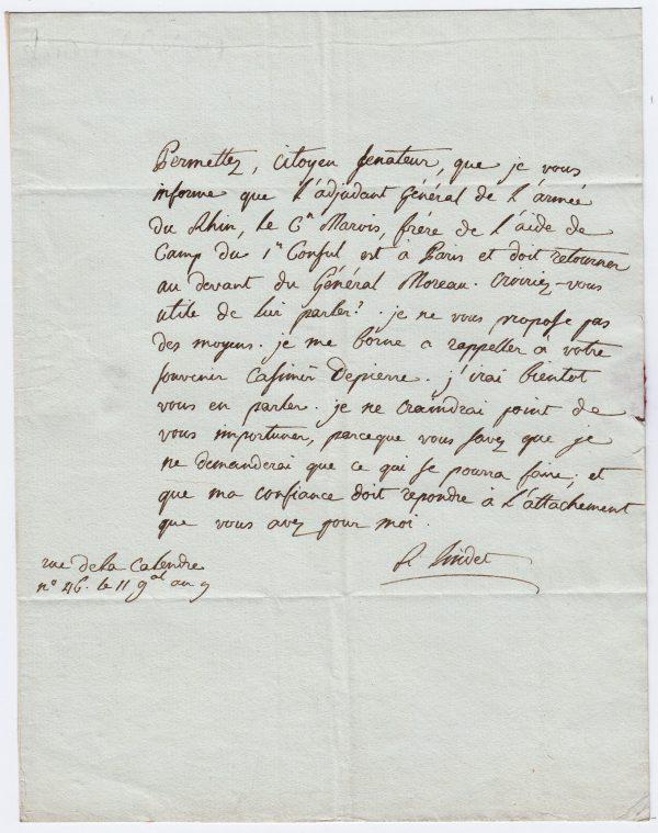 Jean-Baptiste Robert Lindet