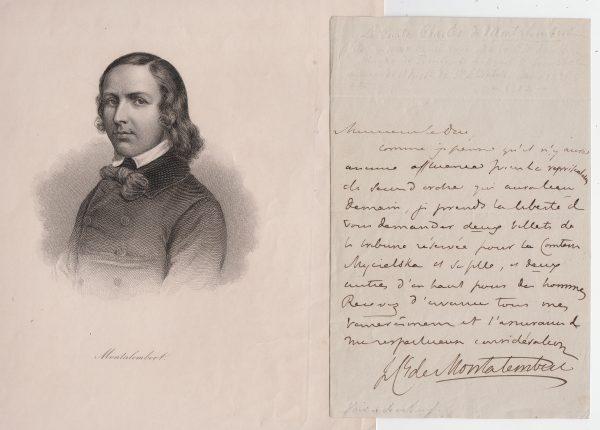 comte de Montalembert