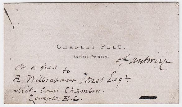 Charles Francois Felu