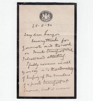Field Marshal Viscount Wolseley