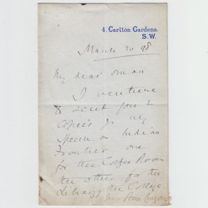 George Nathaniel Curzon