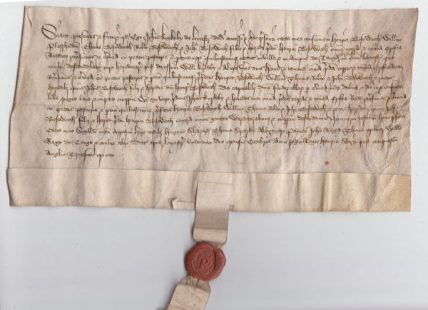 Medieval Charter